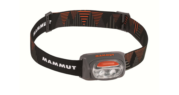 Mammut T-Base Headlamp smoke